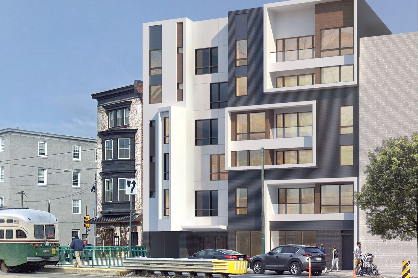 Philadelphia Inquirer Runs Story on New S. Kensington Apartment Project